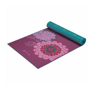 Gaiam Kiku Tapete Yoga Premium Reversible 5mm
