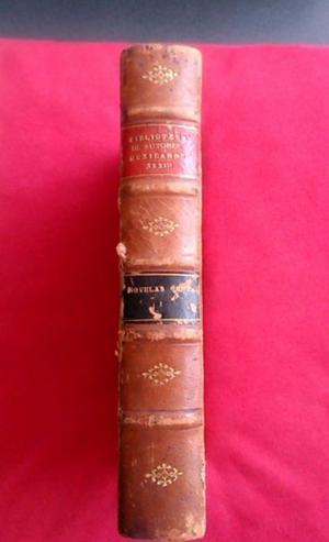 Libro Antiguo  Novelas Cortas de Varios Autores
