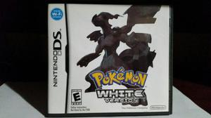Pokemon White Version.