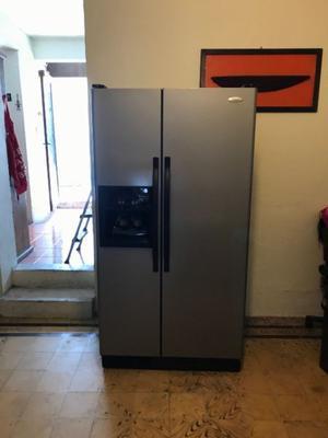 Refrigerador Whirlpool Duplex Modelo Wdd Seminuevo