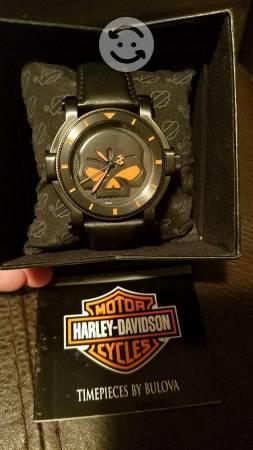 Reloj bulova Harley original