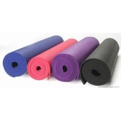 Remate 5 Tapetes Para Yoga O Pilates 3mm En Pvc
