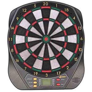 Tablero De Dardos Electronico Con Dardos, 21 Juegos Y Pantal