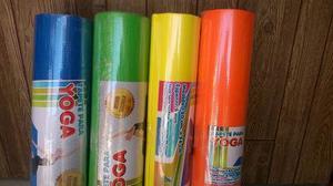 Tapete Para Yoga Varios Colores