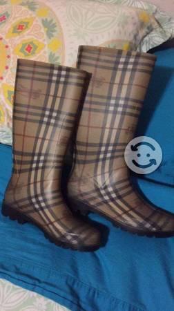 Botas de lluvia Burberry
