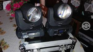 Cabezas moviles minibeam 90 wats