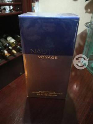 Nautica Voyage para caballero original