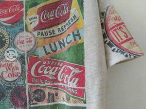 Playera original de Coca Cola talla mediana