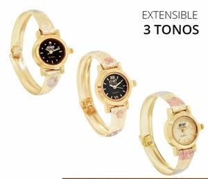 Relojes de oro laminado mayoreo