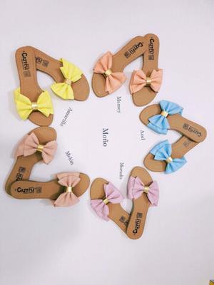 Sandalia de Moño de Moda