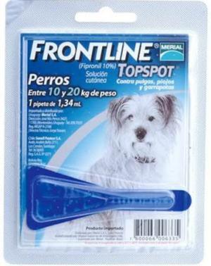 Se vende Frontline 200 pesos (anti pulgas y garrapatas)