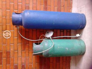 Tanques de gas LP (20 y 30 Kg)