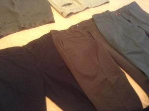 Vendo lote de pantalones dockers