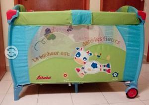 Cuna de Viaje marca D'bebe