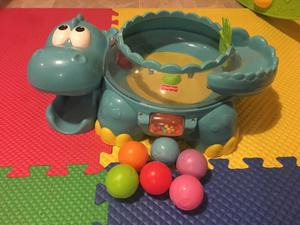 Dinosaurio pelotas Fisher Price