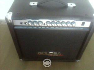 Excelente amplificador para guitarra Goldea de 40w