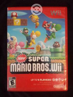 Super Mario Bros Wii Nintendo Wii