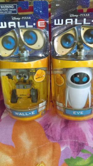 Wall E & Eve