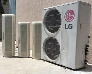 Aire acondicionado unidad tipo multisplit LG