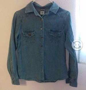 Camisa de jean padrísima