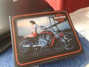 Cartera Harley Davidson