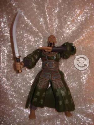 Figura de Sao Feng Piratas del Caribe Disney