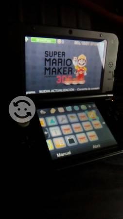 Nintendo 3ds XL Blue (Incluye Juegos)