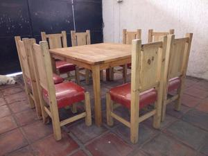 Comedor nuevo 8 sillas