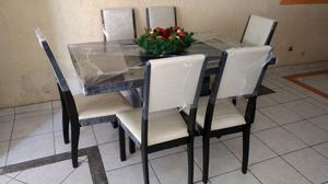 Comedor nuevo de seis sillas