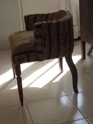Tocador para blanco deluxe con silla posot class - Sillas para tocador ...