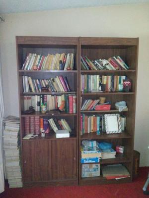 Venta de tres Libreros