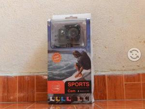 Camara Tipo GoPro SportsCam  P C/Accesorios