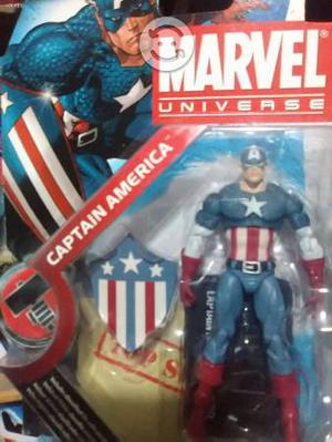 Capitán América. Marvel universe