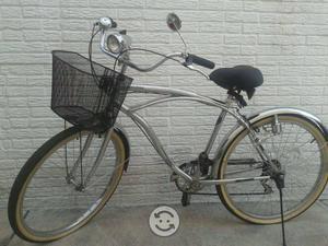 Bicicleta Retro-Bike