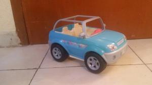 Carrito para barbies carro para muñecas completo