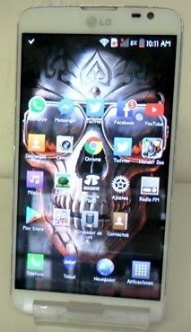 Celular LG G Pro Lite modelo D680 - Remates Increibles