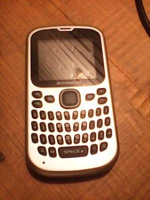 Celular Zonda Eddy zmck866, incluye chip unefon