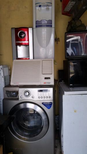 Climas refris lavadoras secadoras estufas micros