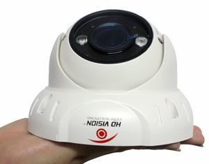 Cámara tipo domo de lente varifocal