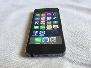IPhone SE 16gb liberado de fabrica impecable