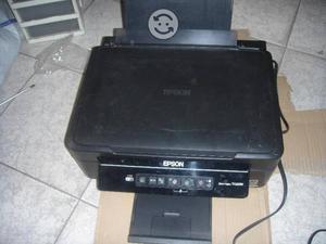 Impresora 3 n 1 con cartucho recargables