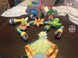 Lindo lote de juguetes
