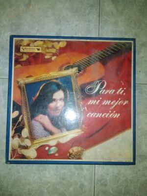 Lp's para ti... mi mejor cancion 8 discos...$200