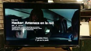 "Pantalla Led-lcd Hisense 32"" Como Nueva"