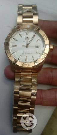 Reloj Tag Heuer Aquaracer Cal. 5 oro