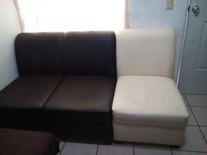 **Sala confortable de 2 piezas**