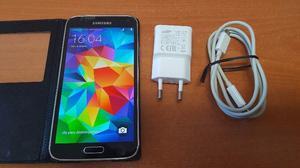 Samsung Galaxy S5 y Gear