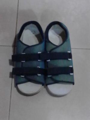 Zapatos Post Operatorios