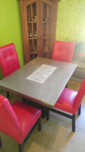 comedor de mármol/onix