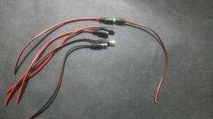 conector para tira LED a eliminador 12v